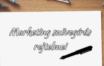 Marketing szövegírás