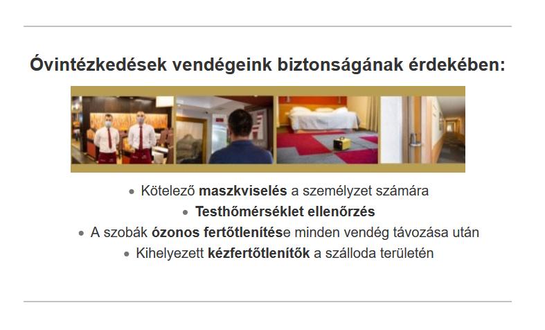 Hotel Visegrád EDM