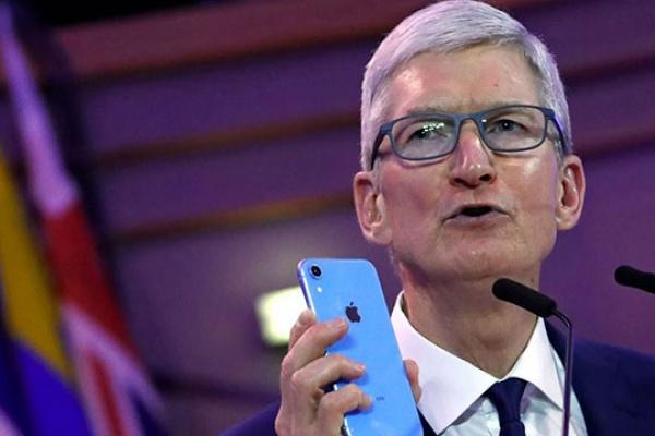 iOS Apple adatvédelem